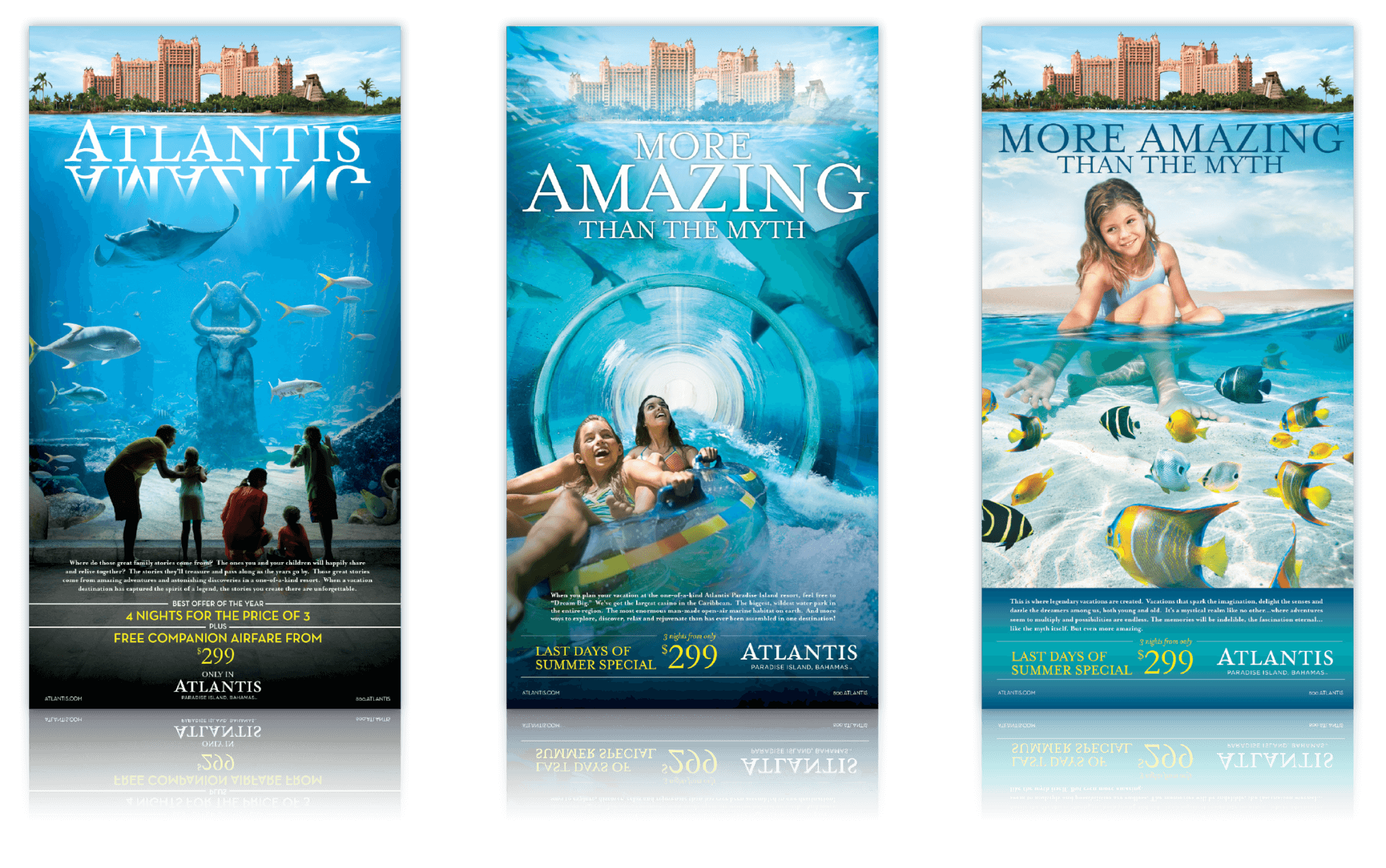 Atlantis Ads