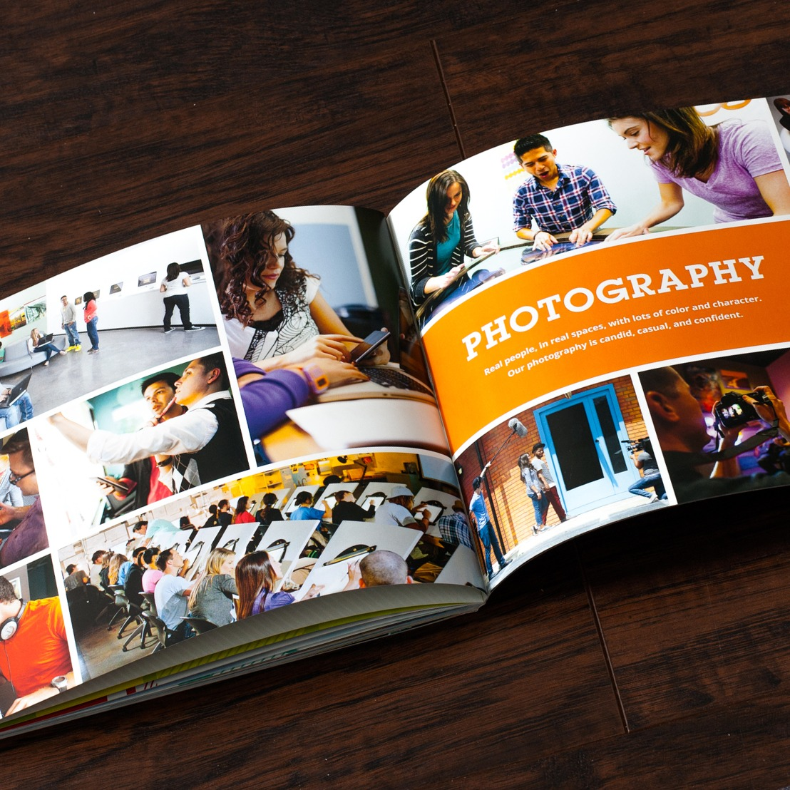 Photography Spread
