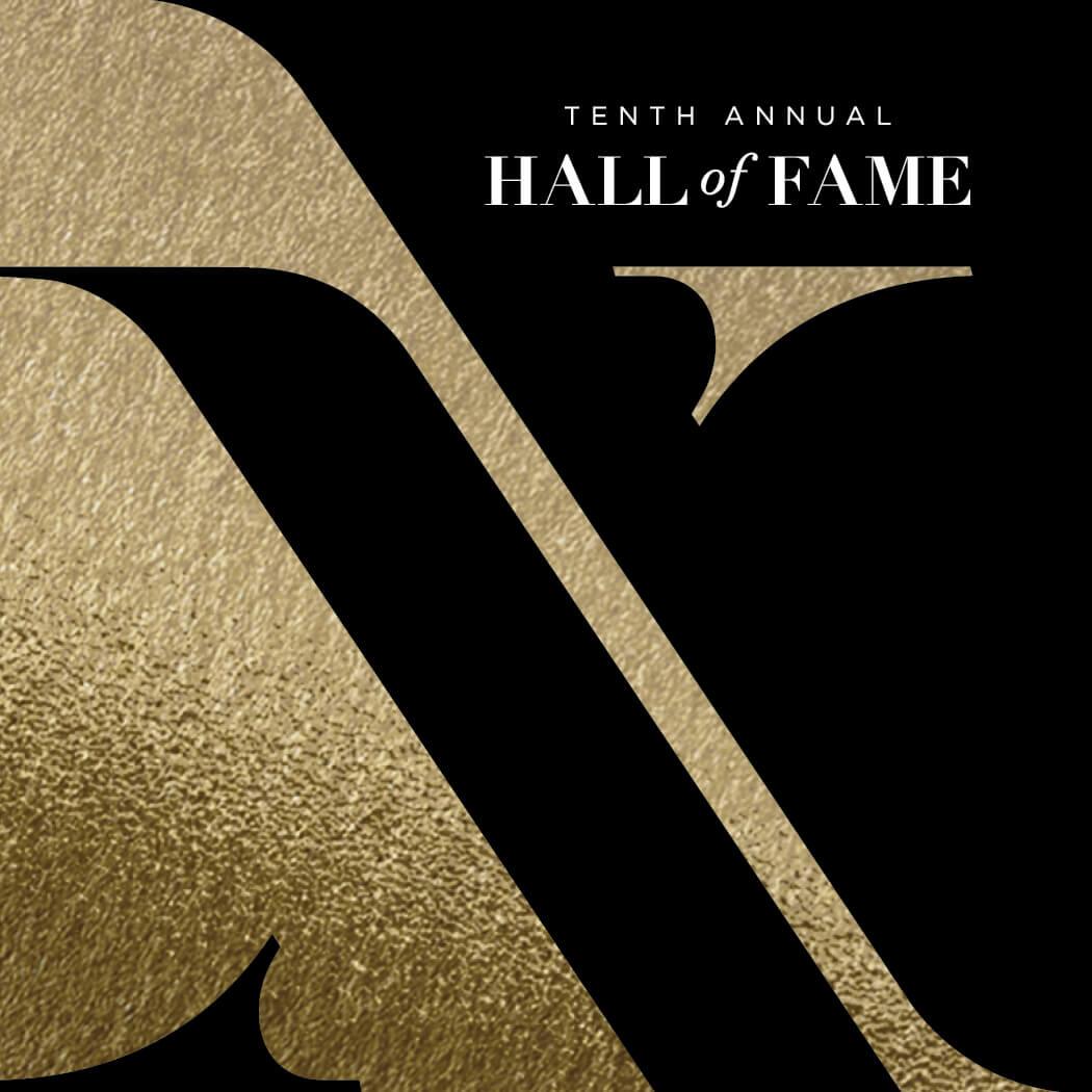 Hall of Fame X